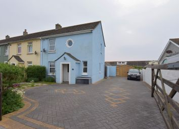 Thumbnail 2 bed end terrace house for sale in Coronation Way, Newquay