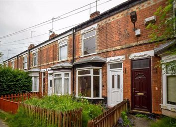 Thumbnail 2 bed terraced house for sale in Carisbrooke Villas, Reynoldson Street, Hull