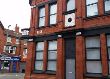 Thumbnail Studio to rent in 158 Earle Road, Liverpool