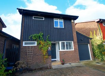 Thumbnail 4 bed detached house for sale in Morland Close, Hampton