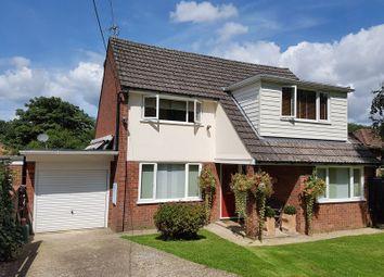 Thumbnail 5 bedroom detached house for sale in Reading Road, Chineham, Basingstoke