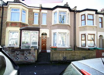 Thumbnail 2 bedroom terraced house for sale in Elizabeth Road, East Ham, London