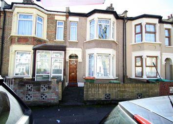 Thumbnail 2 bed terraced house for sale in Elizabeth Road, East Ham, London