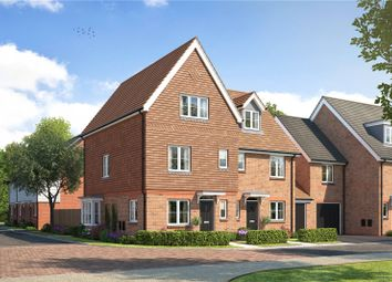 Thumbnail 3 bed semi-detached house for sale in Cresswell Park, Roundstone Lane, Angmering, West Sussex