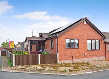 Thumbnail 2 bed semi-detached bungalow for sale in Mews Court, Featherstone, Pontefract
