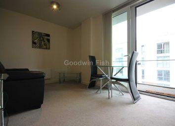 1 bed flat to rent in Block 3 Spectrum, Blackfriars Road, Salford M3