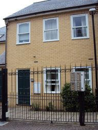 Thumbnail 1 bed flat to rent in York Terrace, Cambridge