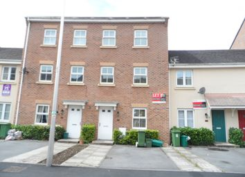 Thumbnail 4 bed town house to rent in Glas Y Gors, Aberdare