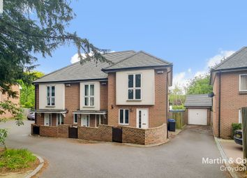 Thumbnail 2 bed end terrace house for sale in Holmes Close, Purley