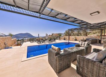 Thumbnail 5 bed villa for sale in Kalkan, Antalya, Turkey
