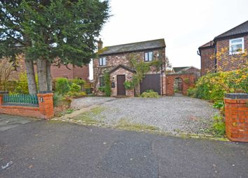 Thumbnail 3 bed detached house for sale in Pingate Lane, Cheadle Hulme, Cheadle