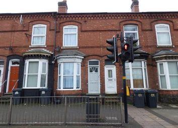 3 bed terraced house for sale in Golden Hillock Road, Sparkbrook, Birmingham, West Midlands B11