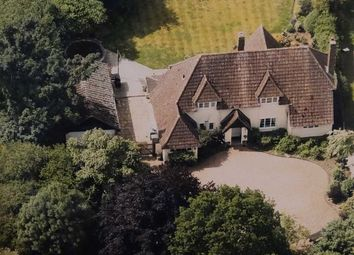 Thumbnail 4 bed detached house for sale in Manor Farm, Church Lane, Westerfield