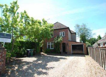 Thumbnail 4 bed detached house for sale in New Road, Whitehill, Hampshire