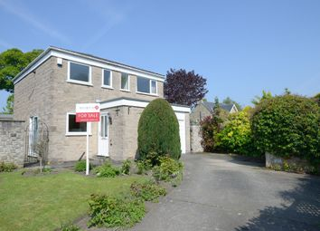 Thumbnail 3 bed detached house for sale in Vicarage Close, Heath, Chesterfield