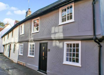 Thumbnail 2 bed cottage for sale in Claremont Cottage, Freshwell Street, Saffron Walden