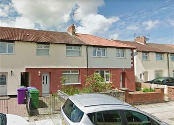 Thumbnail 3 bed terraced house for sale in Finborough Road, Liverpool, Merseyside