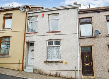 Thumbnail 3 bed terraced house for sale in High Street, Tonypandy, Mid Glamorgan