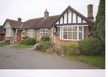 Thumbnail 2 bed bungalow for sale in Chalet Estate, Hammers Lane, Mill Hill, London