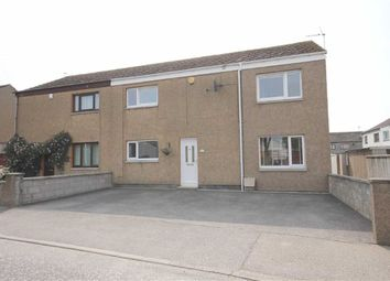 Thumbnail 4 bed semi-detached house for sale in Glenlossie Drive, Elgin