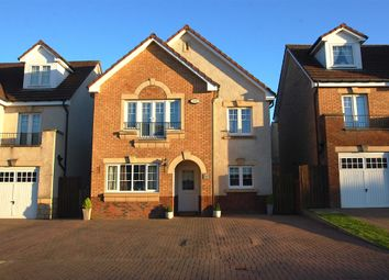 Thumbnail 4 bed detached house for sale in 19 Langhaul Avenue, Crookston, Glasgow