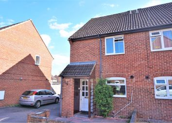 Thumbnail 2 bed semi-detached house for sale in Munkle Marsh, Thatcham