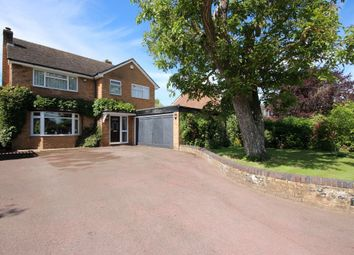 Thumbnail 4 bed detached house for sale in Orchard Gardens, West Challow