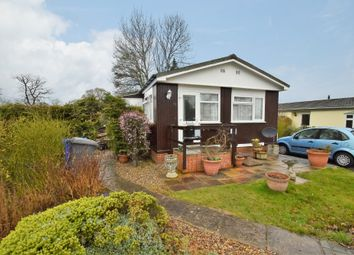 Thumbnail 2 bed detached house for sale in Shepherds Grove Park, Stanton, Bury St. Edmunds