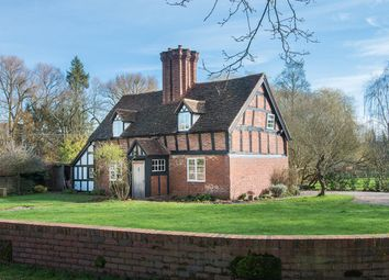 Thumbnail 3 bed cottage for sale in The Village, Hartlebury, Kidderminster