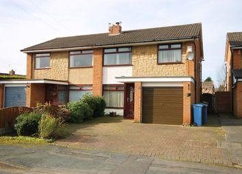3 bed semi-detached house for sale in Wednesbury Drive, Great Sankey, Warrington WA5