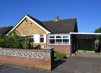 Thumbnail 3 bedroom detached bungalow for sale in Clayhill Crescent, Newbury