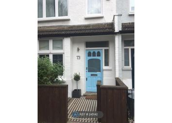 Thumbnail 3 bed terraced house to rent in Willow Vale, London