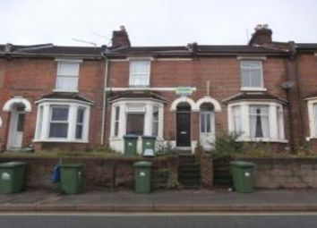 Thumbnail 4 bed terraced house to rent in Portswood Road, Southampton
