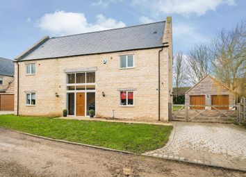 Thumbnail 4 bed property for sale in Padmore Place, Baston, Peterborough