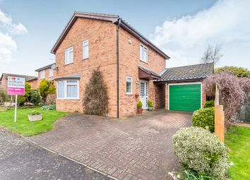 Thumbnail 3 bedroom detached house for sale in Townsend Way, Folksworth, Peterborough