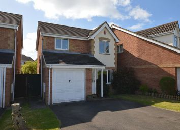Thumbnail 3 bed detached house for sale in Bluebell Road, Wick St Lawrence, Weston-Super-Mare