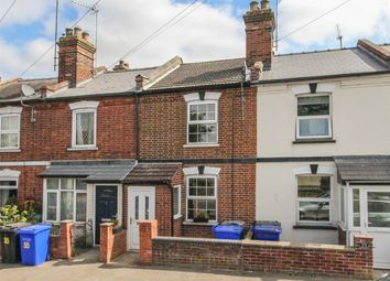 Thumbnail 2 bedroom terraced house to rent in Cheveley Road, Newmarket