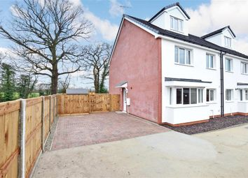 Cogate Road, Paddock Wood, Tonbridge, Kent TN12. 4 bed semi-detached house