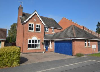 Queen Mary Court, Off Duffield Road, Derby DE22. 4 bed detached house for sale
