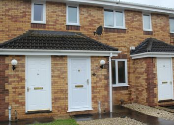 Thumbnail 2 bed terraced house to rent in Acer Grove, Quedgeley, Gloucester