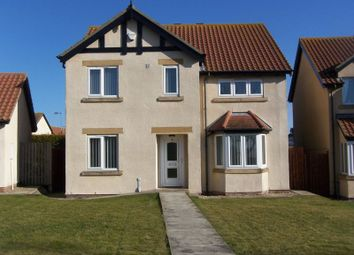 Thumbnail 4 bedroom detached house to rent in Kings Field, Seahouses