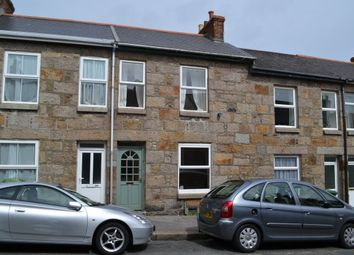 Thumbnail 2 bed terraced house to rent in St. James Street, Penzance