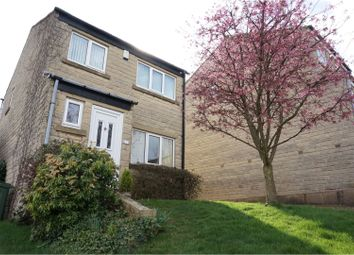 Thumbnail 3 bed detached house for sale in Oldwell Close, Sheffield