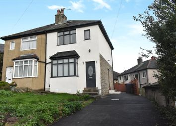 3 bed semi-detached house for sale in Southfield Mount, Riddlesden, Keighley, West Yorkshire BD20