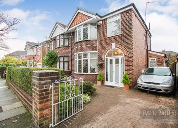 Thumbnail 3 bed semi-detached house for sale in Guildford Road, Davyhulme, Trafford