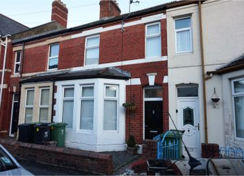 Thumbnail 2 bed terraced house for sale in Nottingham Street, Victoria Park