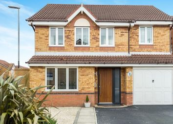 Thumbnail 4 bedroom detached house for sale in Kensington Close, Widnes, Cheshire