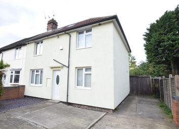 Thumbnail 3 bed semi-detached house for sale in Plum Tree Way, Scunthorpe