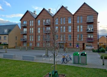 Thumbnail 2 bed flat for sale in Consort Avenue, Trumpington, Cambridge