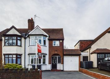 3 bed semi-detached house to rent in Wheelers Lane, Kings Heath, Birmingham, West Midlands B13